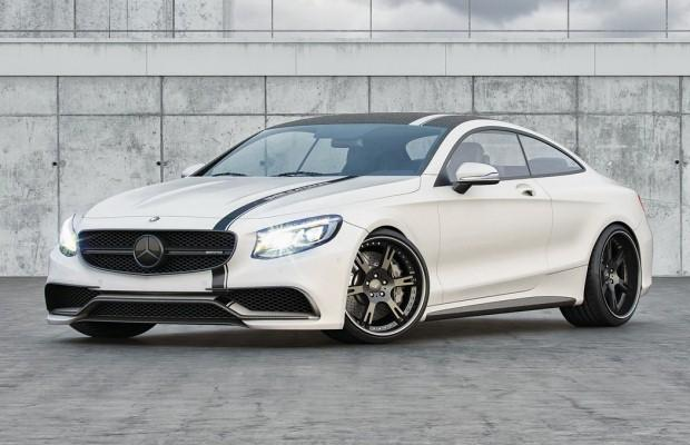 "Mercedes-Benz S63 AMG Coupe ""Seven 11"""