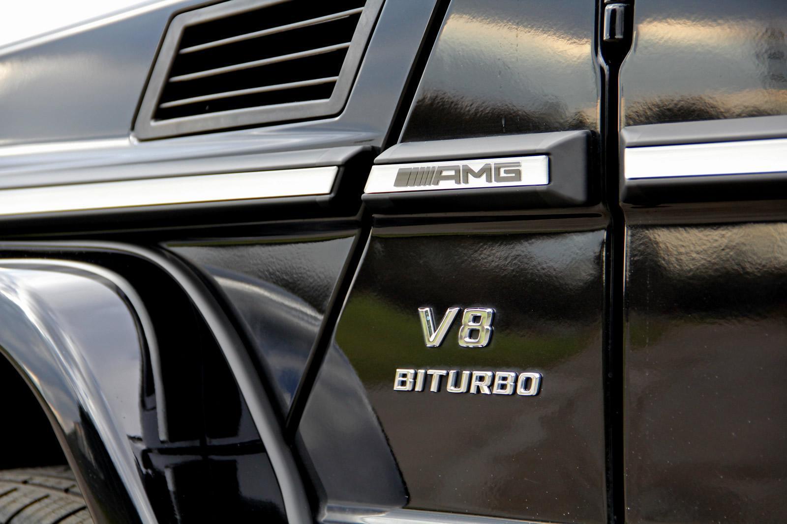 Mercedes G63 AMG Posaidon