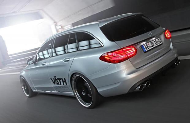 Vath Mercedes C180