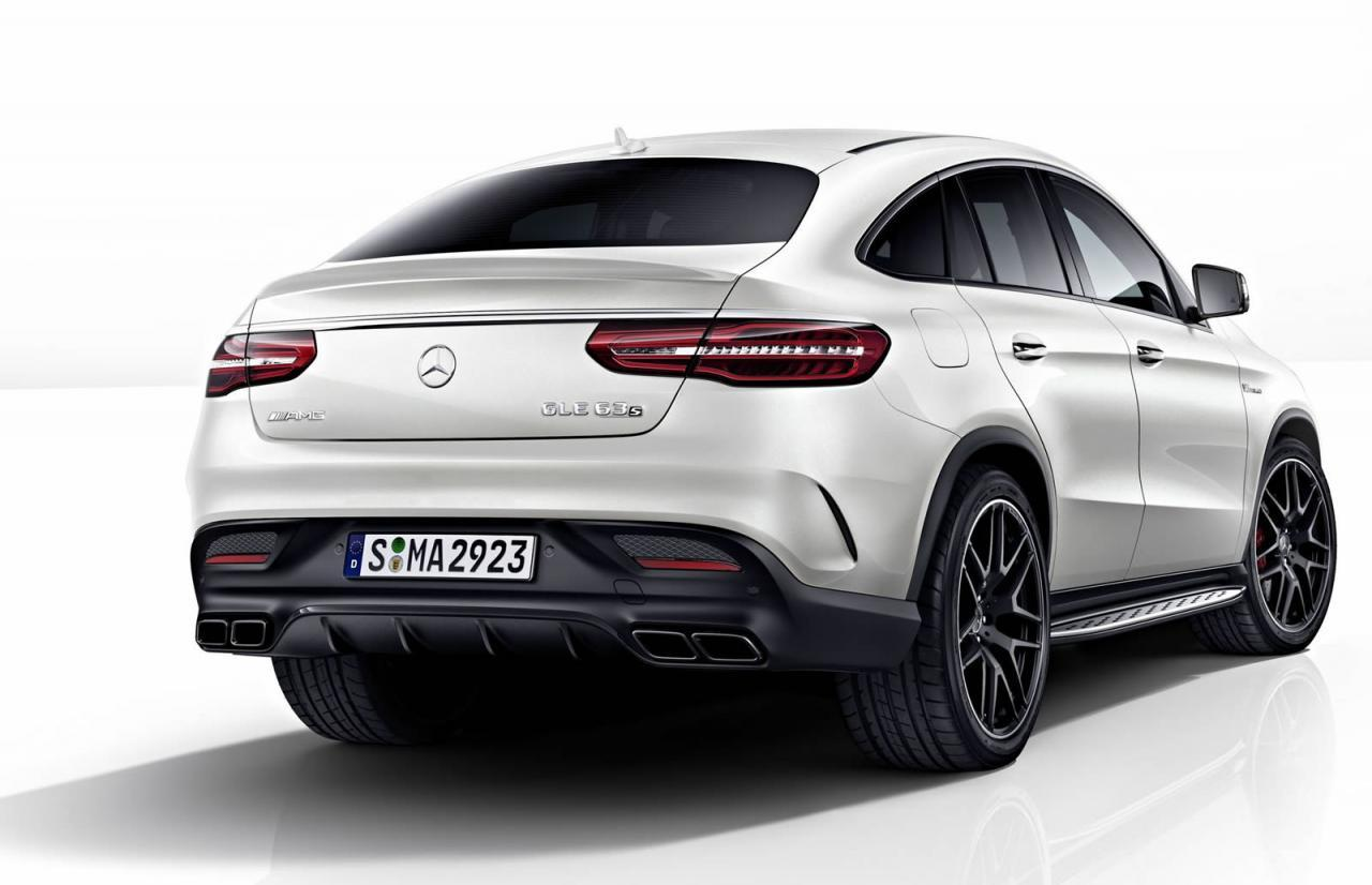 Mercedes GLE Night Package