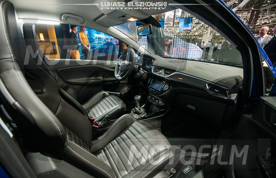 Opel Corsa OPC Genewa 2015