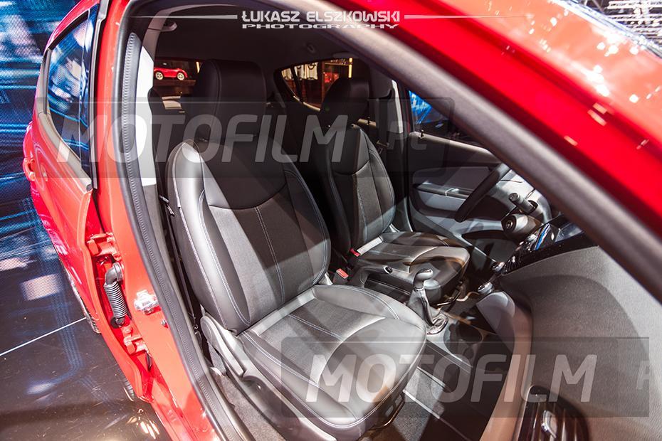 Opel Karl Genewa 2015