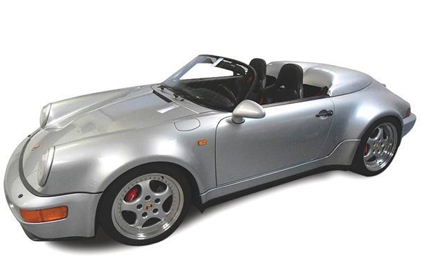 Porsche 964 Speedster Turbo Look