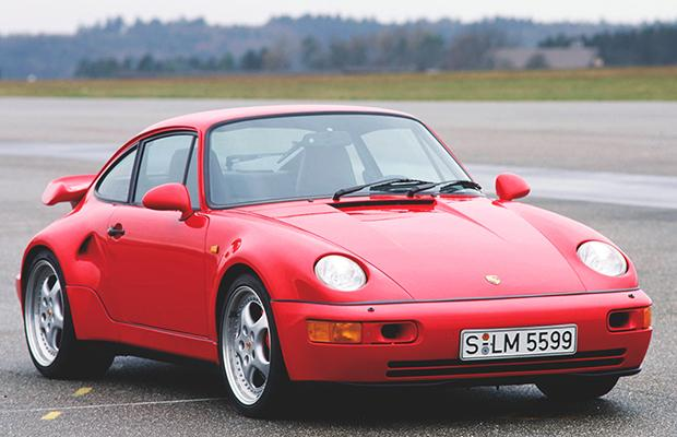 Porsche 964 Turbo S Flatnose