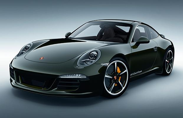 Porsche 991 Club Coupe
