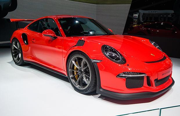 Porsche 911 GT3 RS Genewa 2015