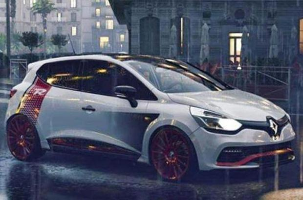 Renault Clio RS Trophy leaked