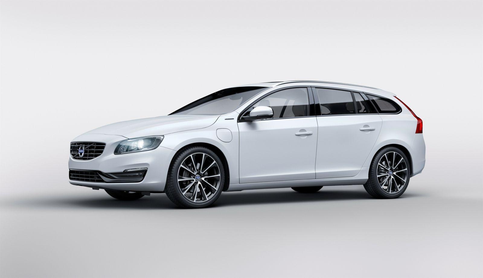 Volvo V60 D5 Twin Engine