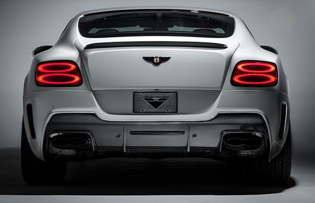 Vorsteiner BR10RS Bentley Continental GT