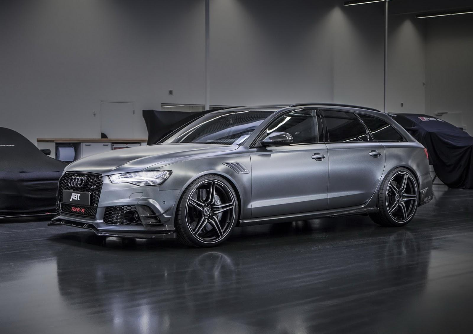 ABT RS6-R 2015