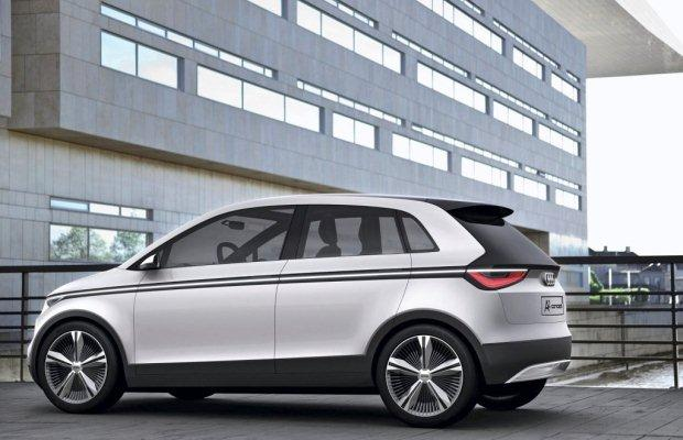 Audi A2 2015 render