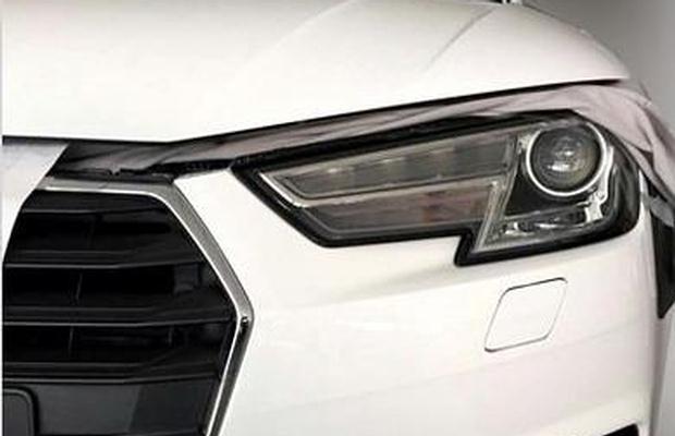 Audi A4 2016 led