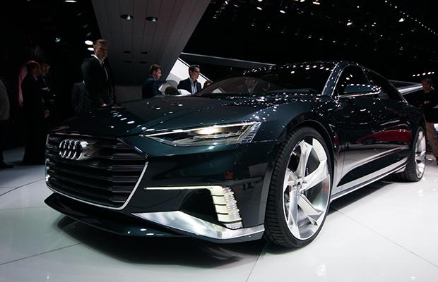 Audi Avant Prologue Concept Genewa 2015
