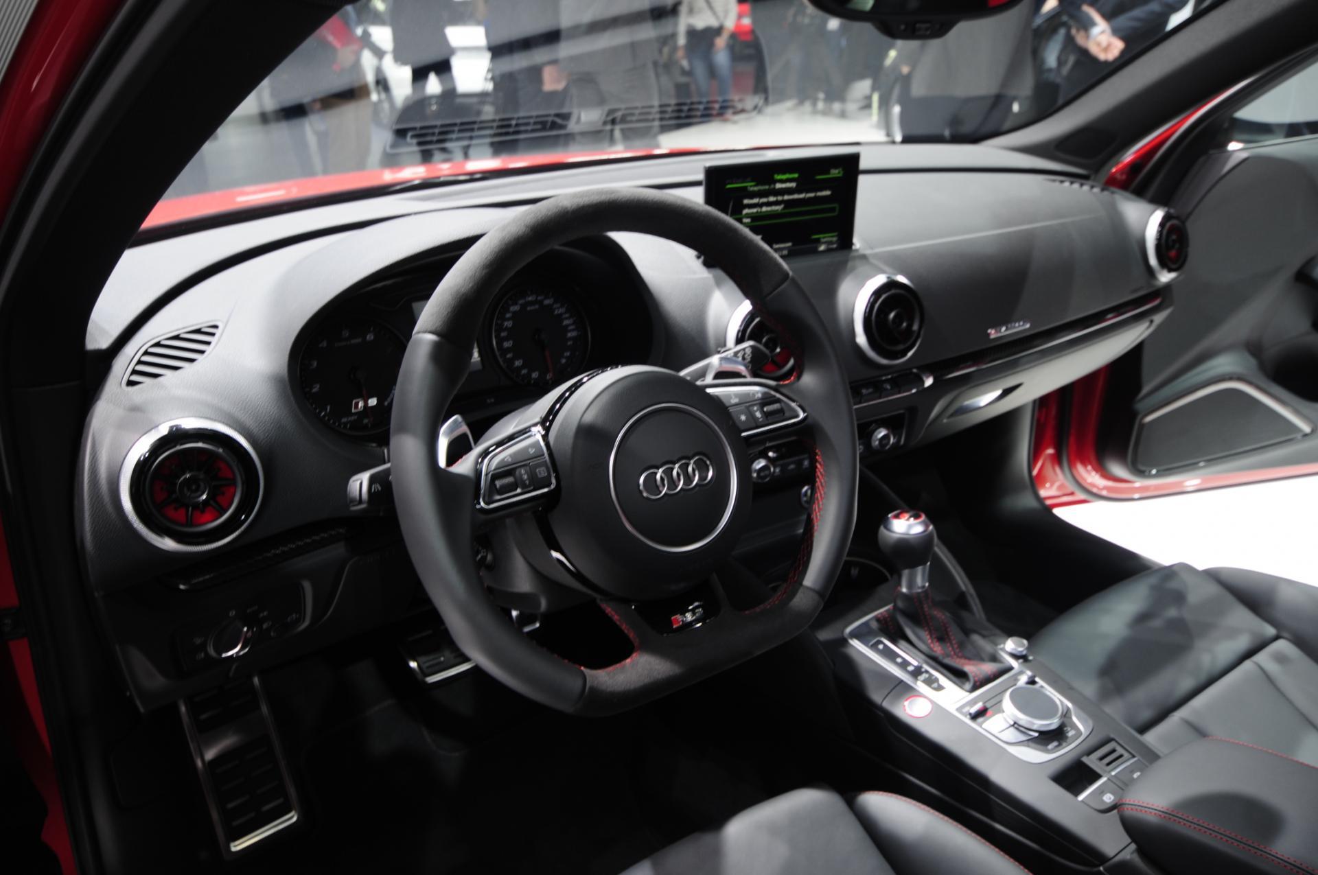 Audi RS3 Genewa 2015