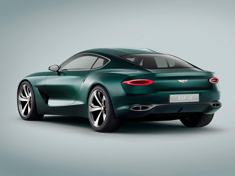 Bentley EXP 10 Speed 6 Concept
