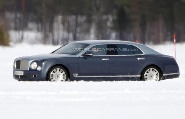 bentley mulsanne lwb