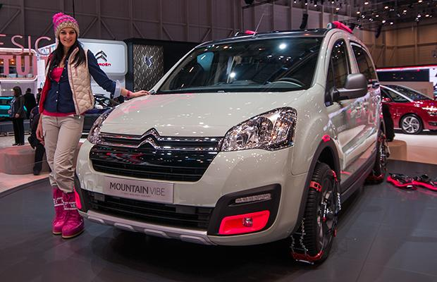citroen berlingo vibe mountain