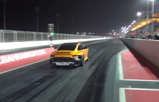 EKanoo Racing Porsche