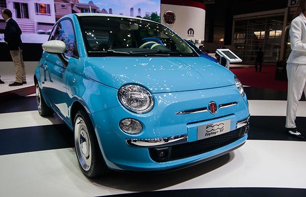 Fiat 500 Vintage Genewa 2015