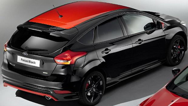 Ford Focus Black edition