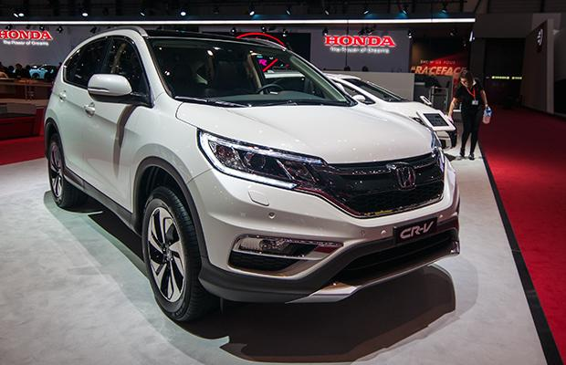 Honda CR-V Genewa 2015