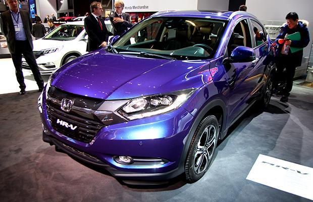 Honda HR-V Genewa 2015