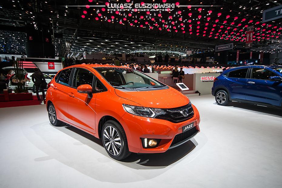 Honda Jazz Genewa 2015