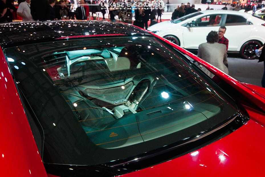 Honda NSX Genewa 2015