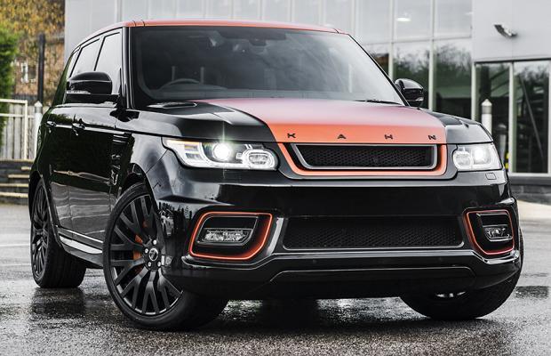 Range Rover Sport Kahn Design