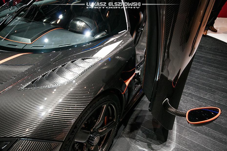 Koenigsegg Agera RS Genewa 2015