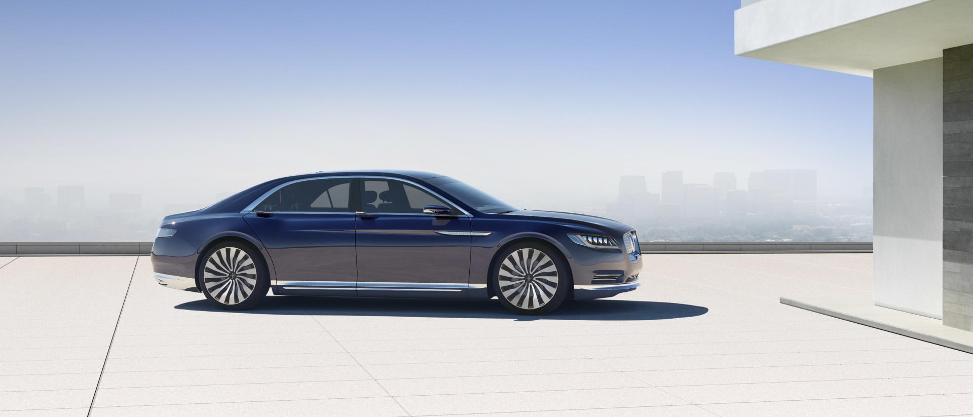 Lincoln Continental 2016 Concept