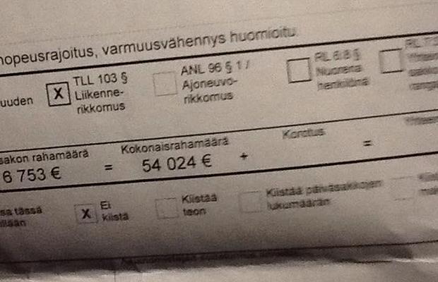 mandat finlandia