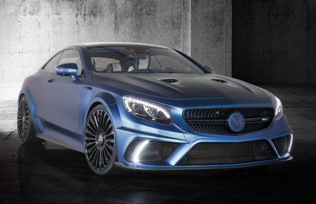 Mercedes S63 AMG Coupe Diamond Edition