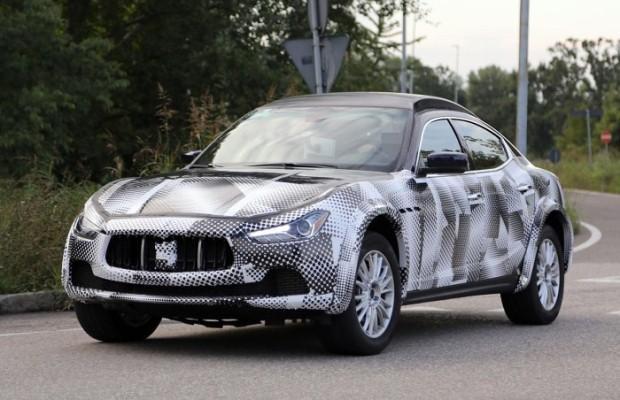 Maserati Levante SPY