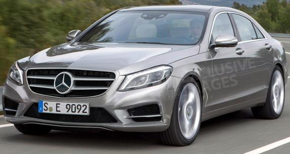 Mercedes E-Klasa 2016