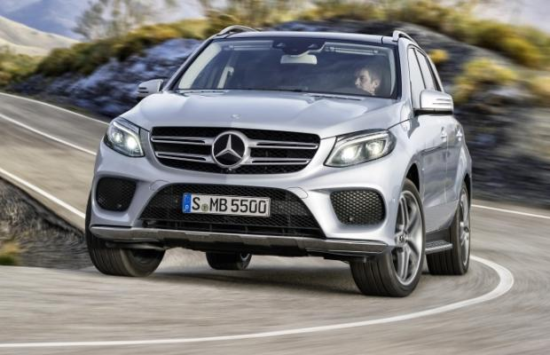 Nowy Mercedes GLE
