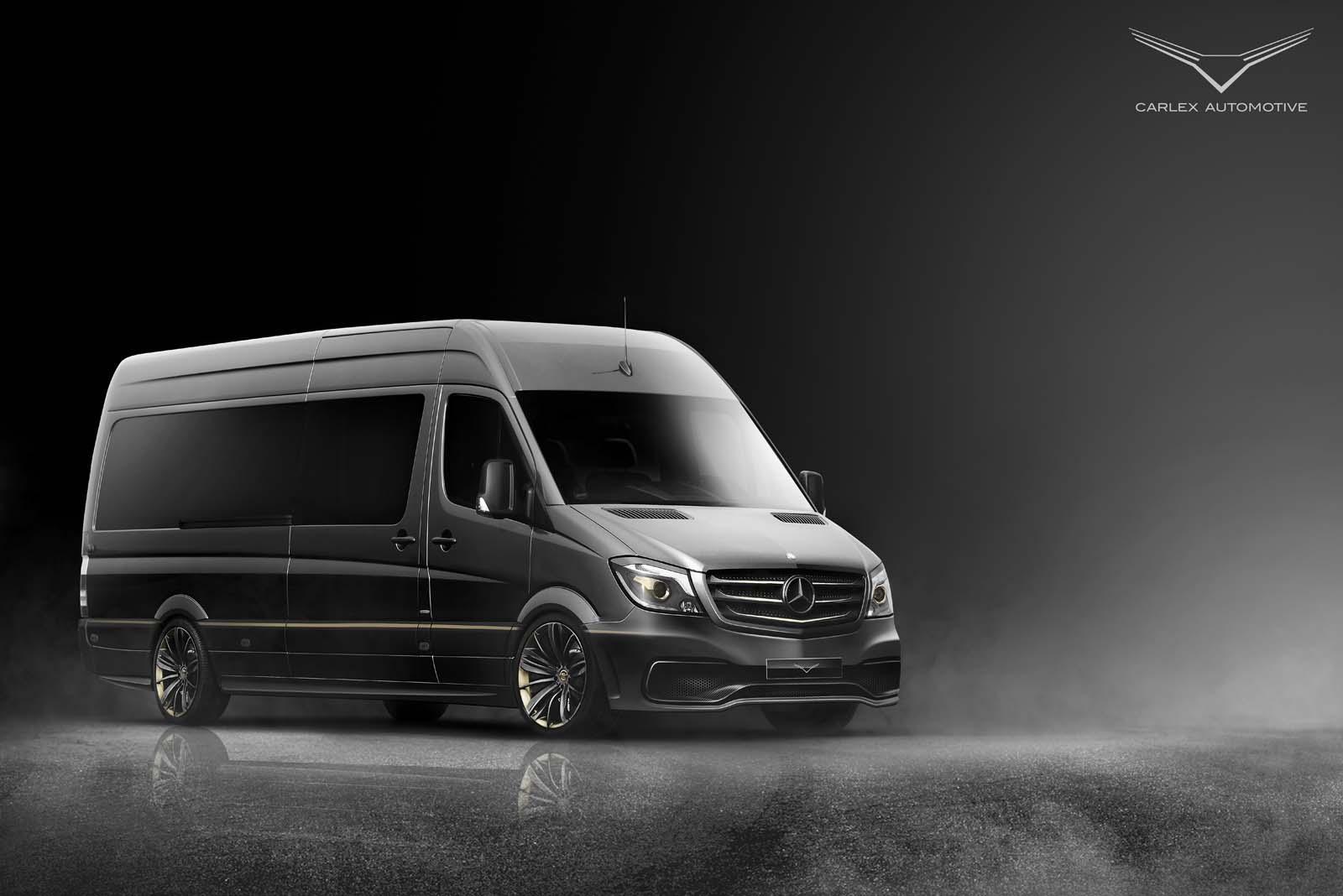 Mercedes-Benz Sprinter Carlex Design