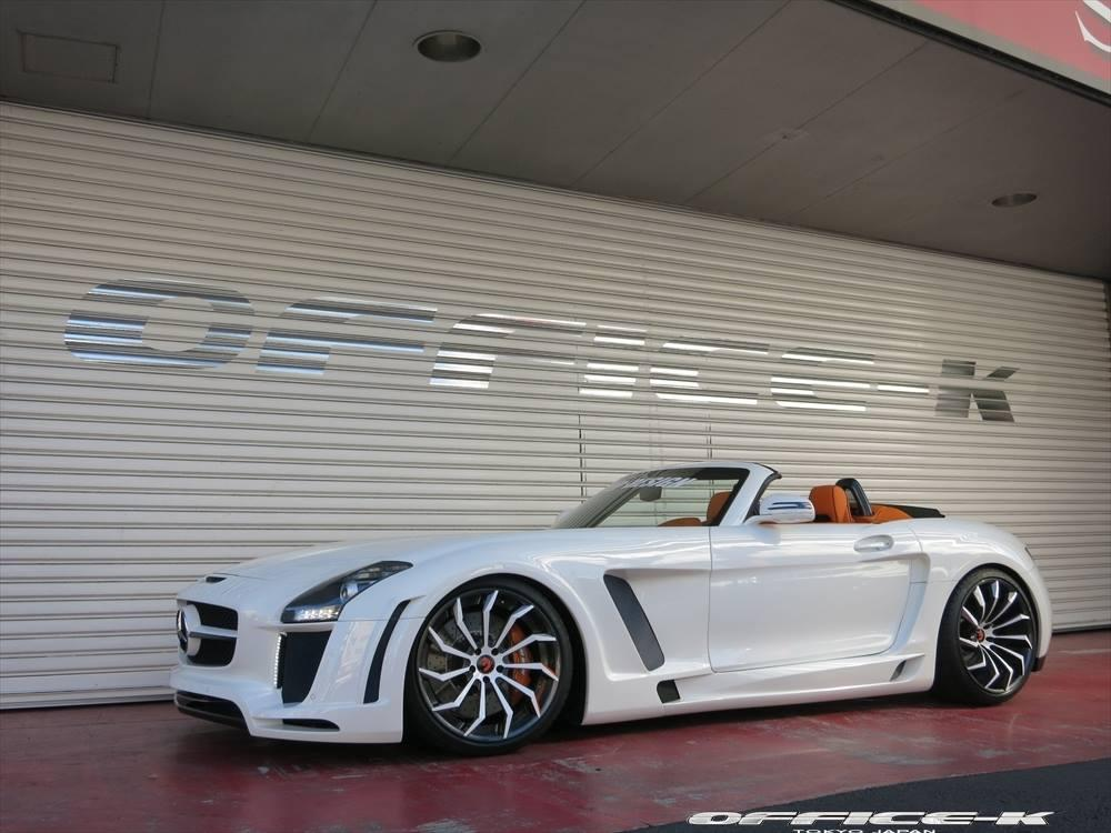 Mercedes SLS AMG Forgiato