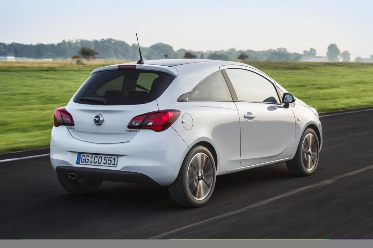 Opel Corsa LPG