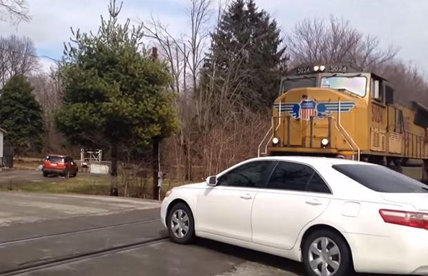 Toyota Camry Pociąg