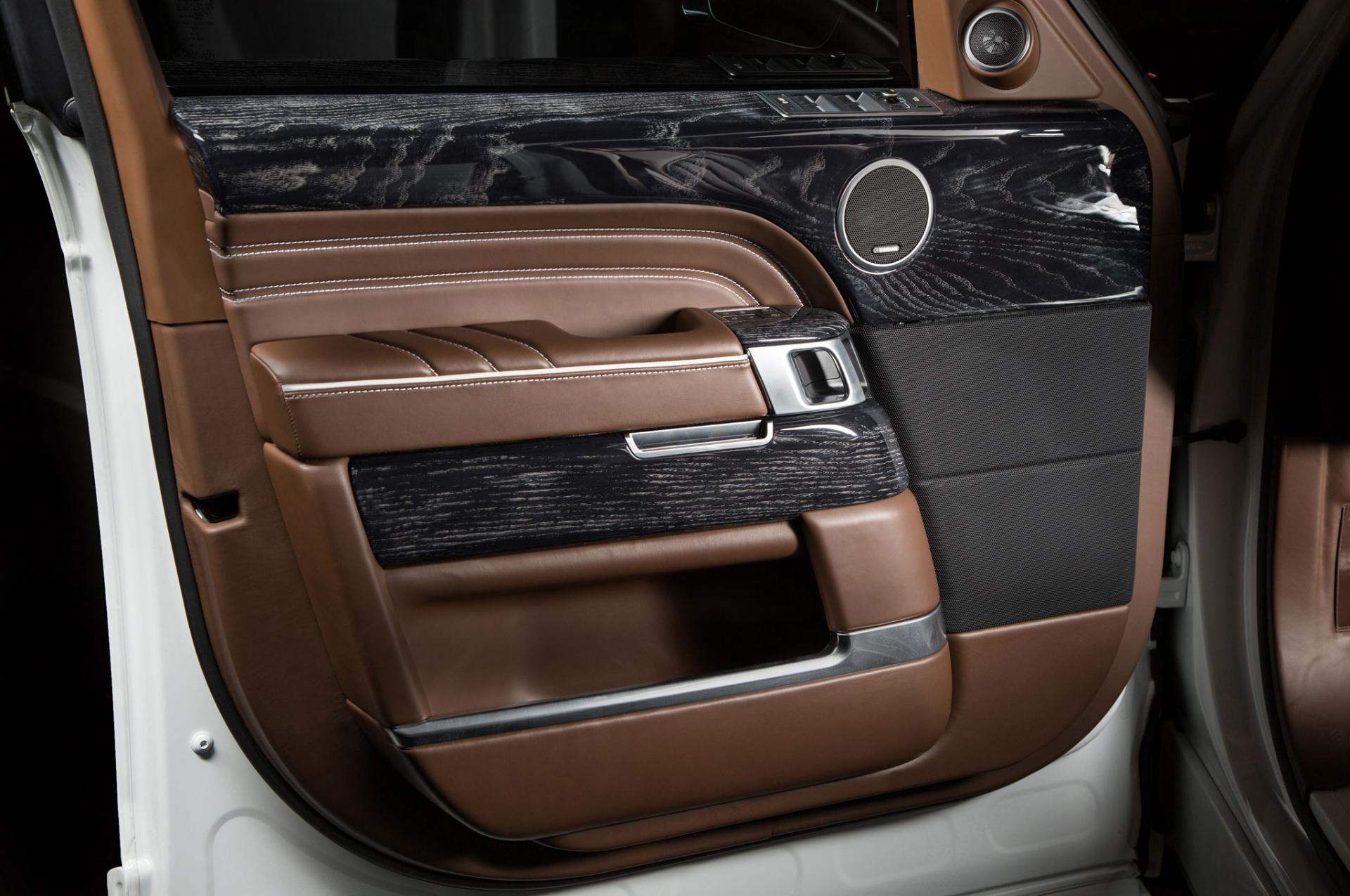 Range Rover Ares