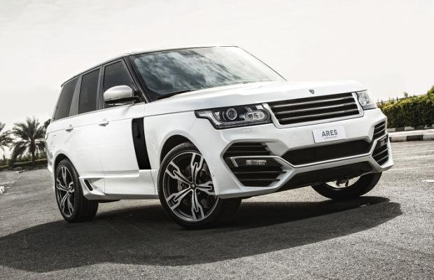 Range Rover Ares tuning