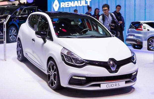 Renault Clio RS 220 Trophy EDC