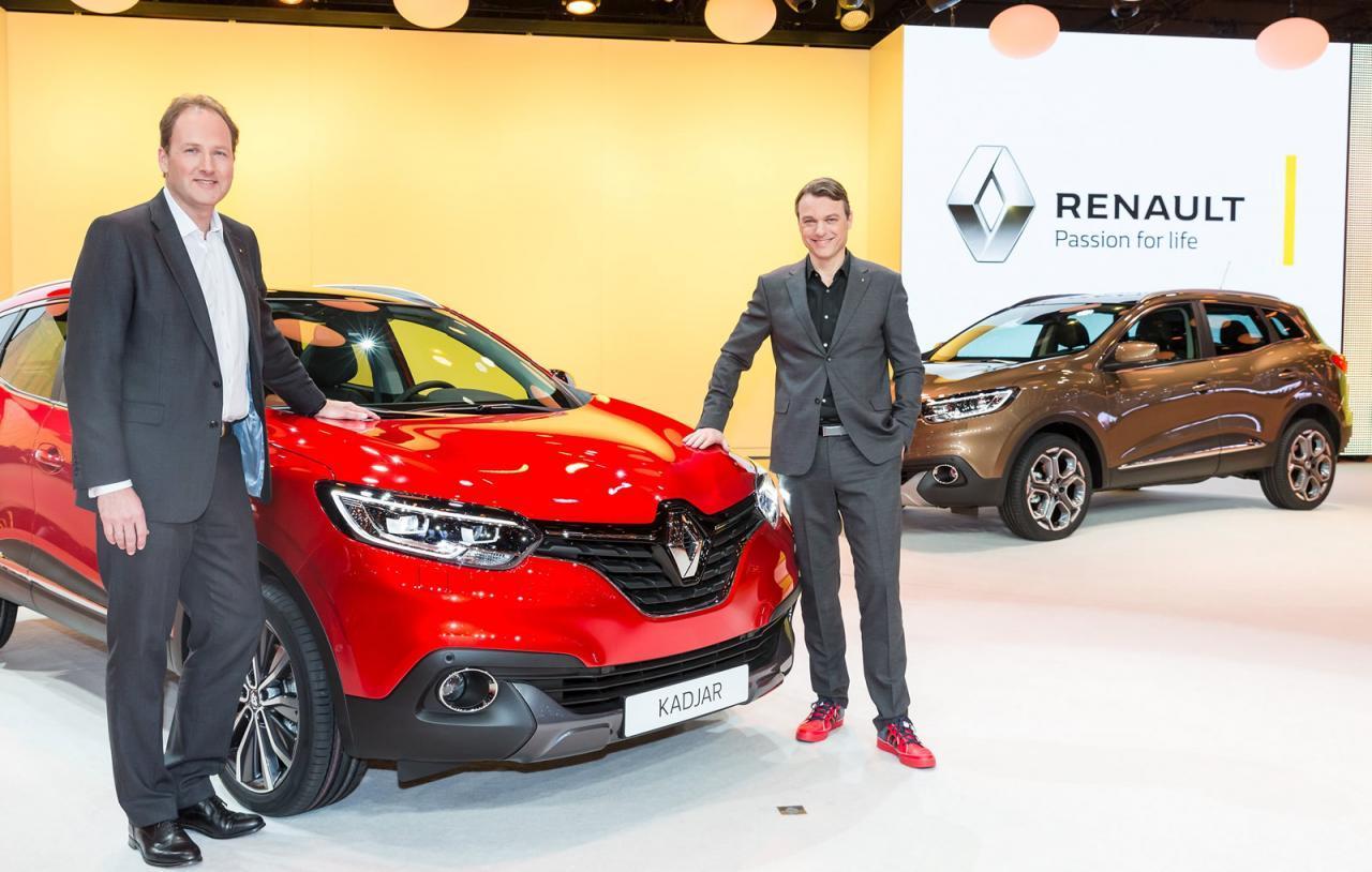 Renault Kadjar Geneva