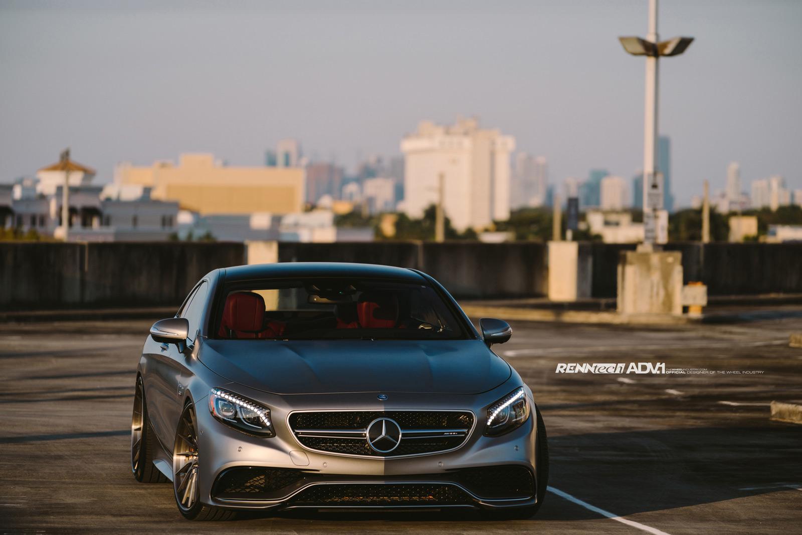 RENNtech Mercedes S63 AMG Coupe