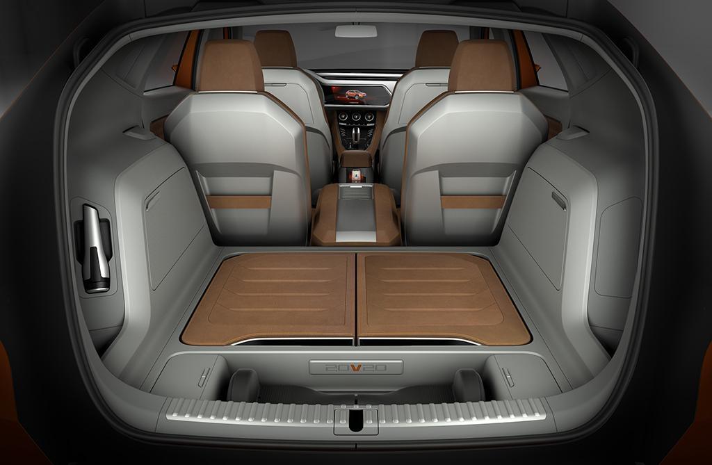 Seat 20V20 Concept