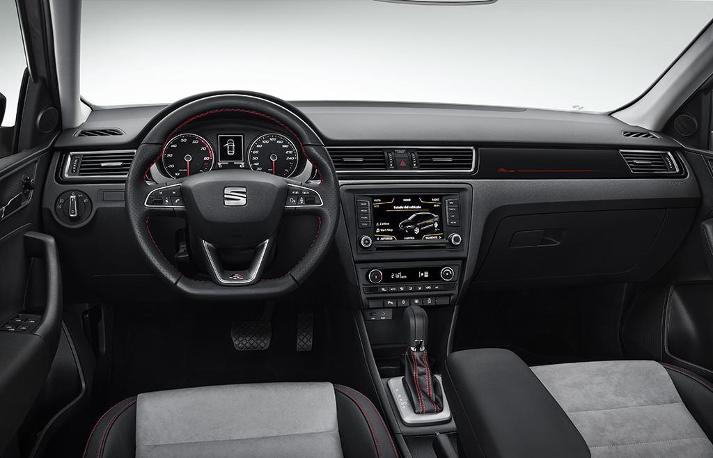 Seat Toledo FR