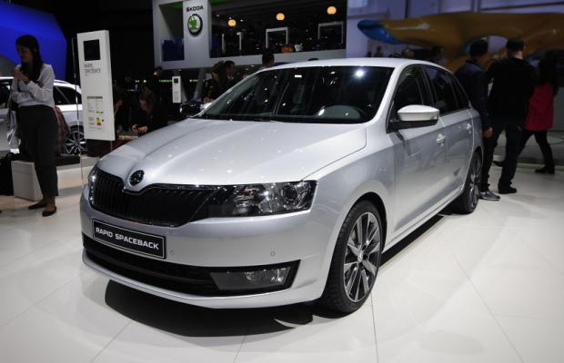 Skoda Rapid Edition Genewa