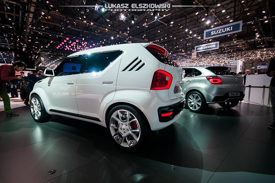 Suzuki IM4 Concept Genewa 2015