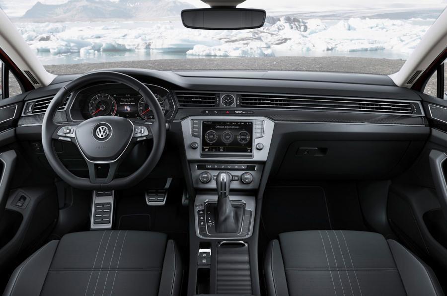 Volkswagen Passat Alltrack 2015